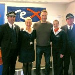 Great team at Rex sponsored my flight to Wagga