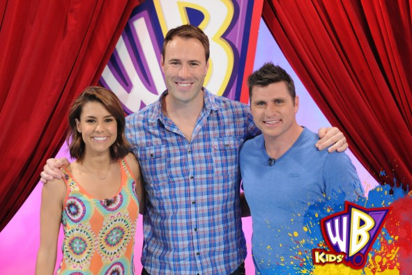 Kids WB Lauren and Crawf